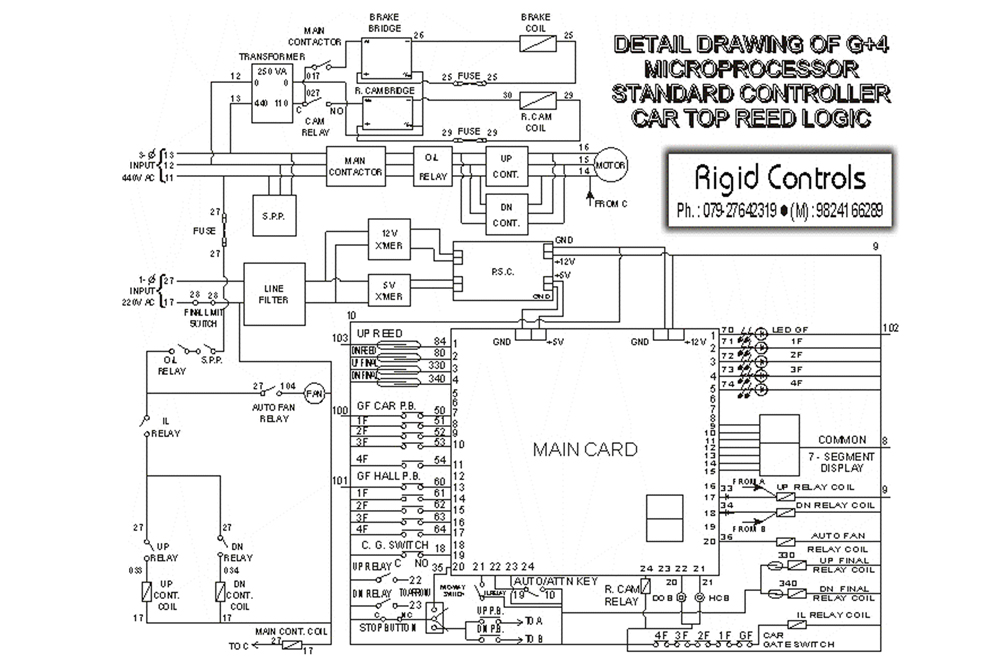 Circuit drawings g4 microprocessor vvvf standard reed logic g 4 microprocessor standard asfbconference2016 Image collections